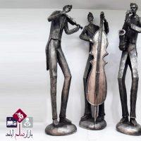 فروش عمده مجسمه پلی استر گروه موسیقی