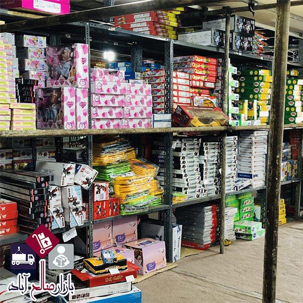 فروشگاه اسباب بازی کودک