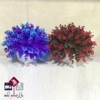 فروش عمده گلدان شمشاد 141 دو رنگ
