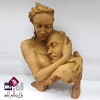 فروش عمده مجسمه پلی استر آغوش