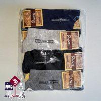 حراجی عمده جوراب مردانه ساق دار