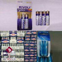 فروش عمده باتری های قلمی و نیم قلمی