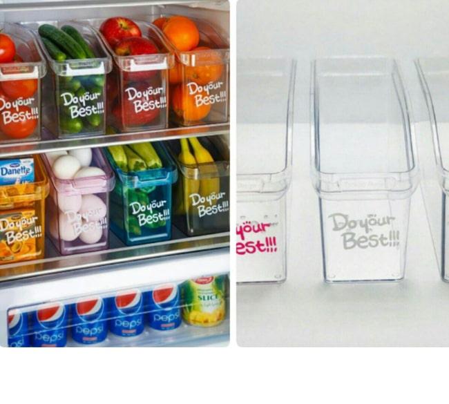 خرید عمده باکس نظم دهنده یخچال