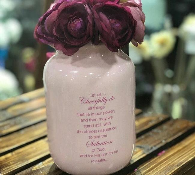 خرید عمده گلدان سرامیکی دکوری