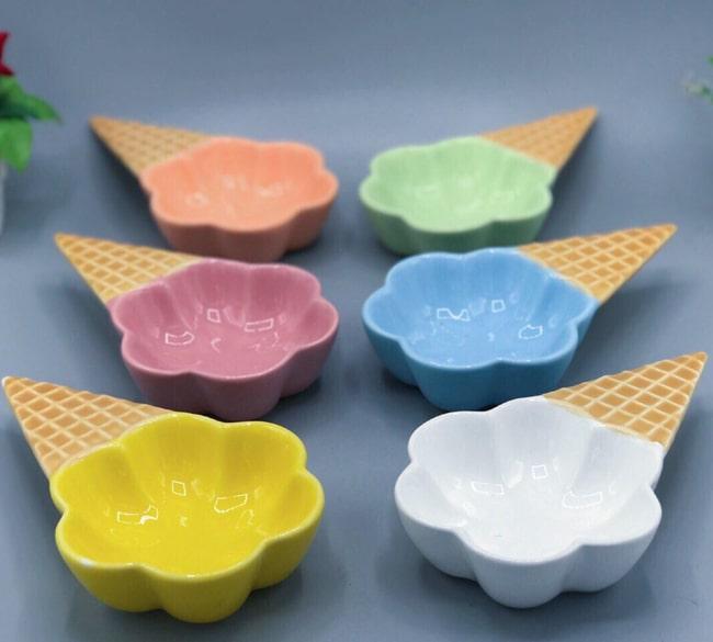 خرید عمده بستنی خوری طرح بستنی قیفی